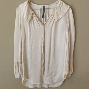 Raquel Allegra White Shirt